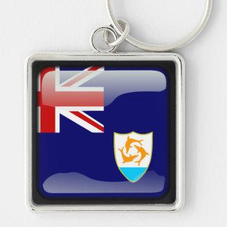 Flag of Anguilla Keychains