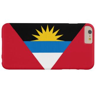 Flag of Antigua and Barbuda Barely There iPhone 6 Plus Case