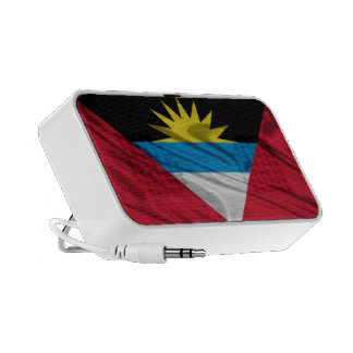 Flag of Antigua and Barbuda Doodle Speaker