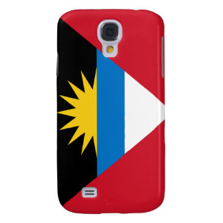 Flag of Antigua and Barbuda iPhone 3 Speck Case Samsung Galaxy S4 Case