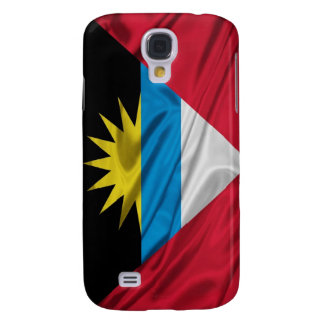 Flag of Antigua and Barbuda iPhone 3G/3GS Case Samsung Galaxy S4 Case