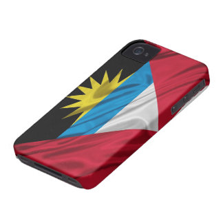 Flag of Antigua and Barbuda iPhone 4/4S Cases