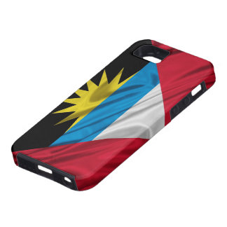 Flag of Antigua and Barbuda iPhone 5 Cases