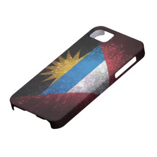 Flag of Antigua and Barbuda iPhone SE/5/5s Case