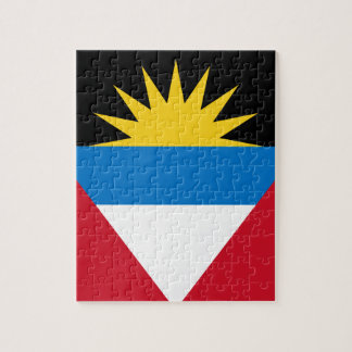 Flag of Antigua and Barbuda Jigsaw Puzzle
