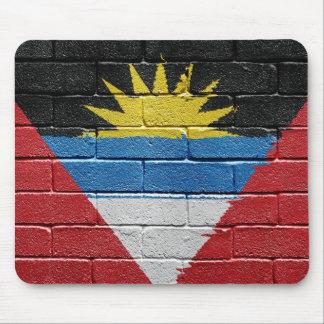 Flag of Antigua and Barbuda Mouse Pad