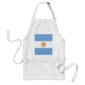 Flag of Argentina Adult Apron