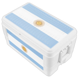 Flag of Argentina Chest Cooler
