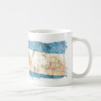 Flag of Argentina Coffee Mug