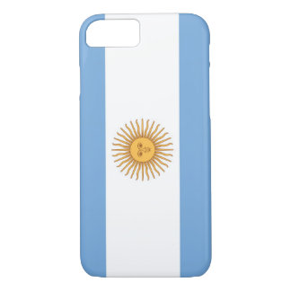 Flag of Argentina iPhone 8/7 Case