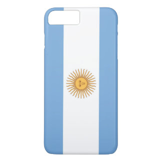 Flag of Argentina iPhone 8 Plus/7 Plus Case