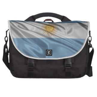 Flag of Argentina Laptop Computer Bag
