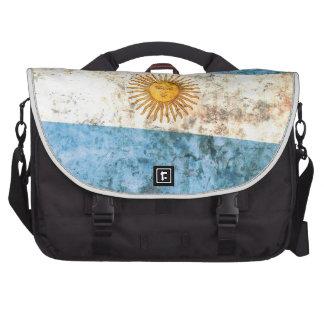 Flag of Argentina Laptop Bag