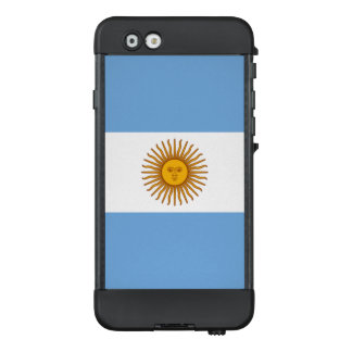 Flag of Argentina LifeProof iPhone Case