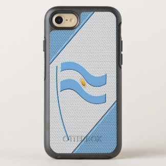 Flag of Argentina OtterBox Symmetry iPhone 8/7 Case