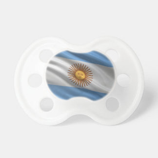 Flag of Argentina Pacifier