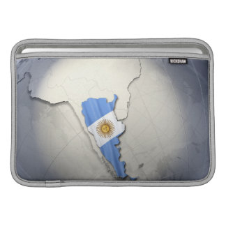 Flag of Argentina Sleeve For MacBook Air