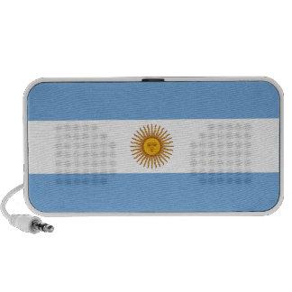 Flag of Argentina Speaker