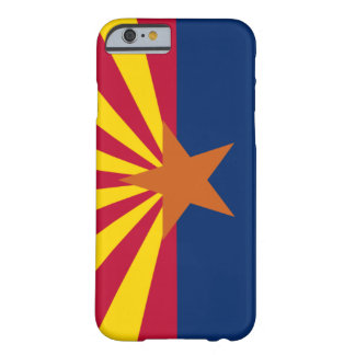 Flag of Arizona Barely There iPhone 6 Case