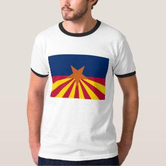 Flag of Arizona Distress Signal T-shirt