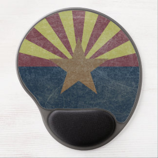 Flag of Arizona Gel Mouse Pad