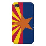 Flag of Arizona iPhone 4/4S Cases