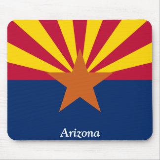 Flag of Arizona Mouse Pad
