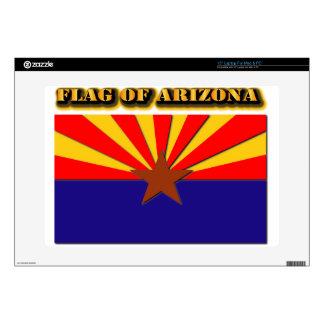 Flag of Arizona Skin For Laptop