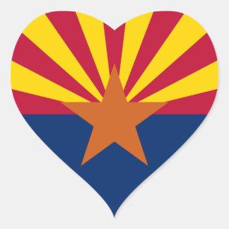 Flag of Arizona Sticker