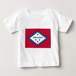 Flag of Arkansas Baby T-Shirt