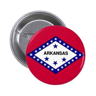 Flag of Arkansas Pin