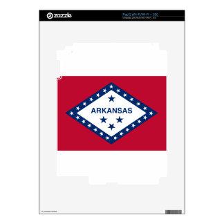 Flag of Arkansas Decal For iPad 2