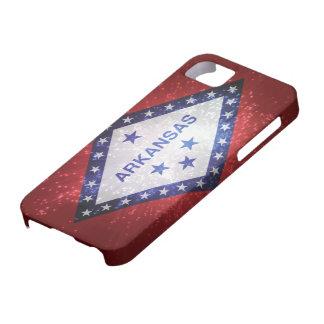 Flag of Arkansas iPhone SE/5/5s Case