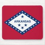 Flag of Arkansas Mouse Pad