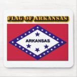 Flag of Arkansas Mousepad