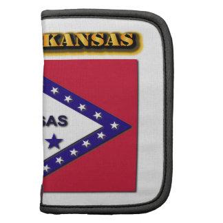 Flag of Arkansas Folio Planner