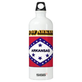 Flag of Arkansas SIGG Traveler 1.0L Water Bottle