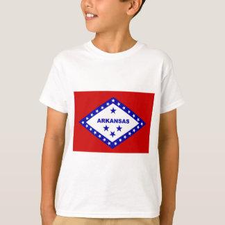 Flag of Arkansas. T-Shirt