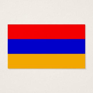 Flag of Armenia  Business Cards