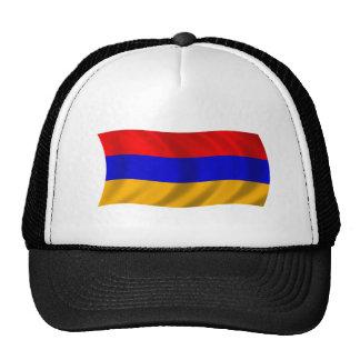 Flag of Armenia Mesh Hats