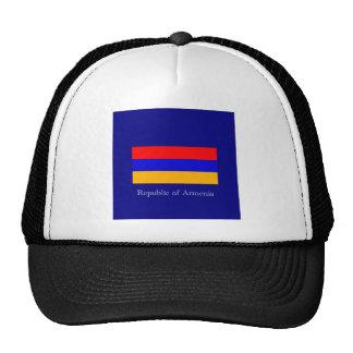Flag of Armenia Hats