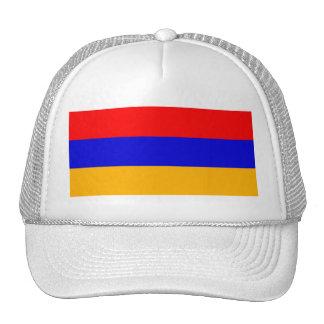 Flag of Armenia Trucker Hats