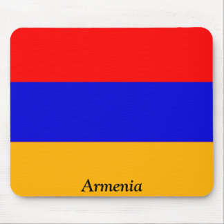 Flag of Armenia Mouse Pad