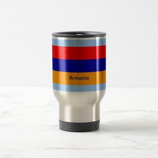 Flag of Armenia Mug
