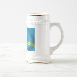 Flag of Aruba Beer Stein