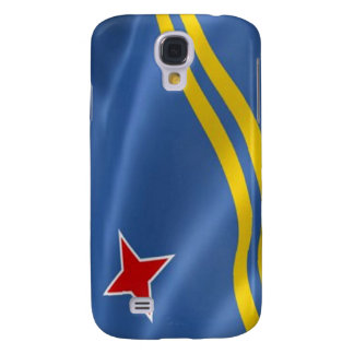 Flag of Aruba iPhone 3 Speck Samsung Galaxy S4 Covers
