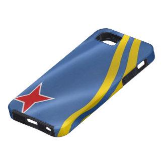 Flag of Aruba iPhone 5 Case-Mate Tough™