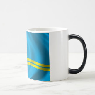 Flag of Aruba Magic Mug