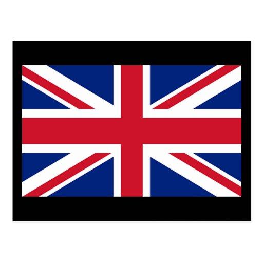 Flag of Ascension Island Postcard