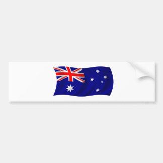 Flag of Australia Bumper Sticker